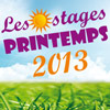 stagesprintemps2013